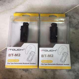 iTouch BT-M2 Bluetooth Headset