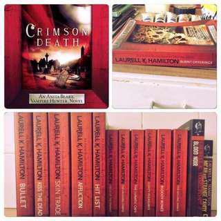 Anita Blake Vampire Hunter Novels