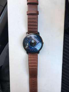 Xerox Trappist -1 moonphase watch