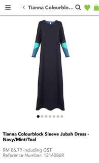 Poplook Tiana Jubah dress
