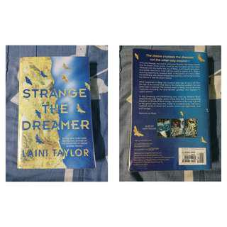 SALE ⚡️ STRANGE THE DREAMER - LAINI TAYLOR