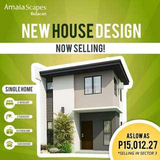 Amaia Scapes Bulacan house & lot