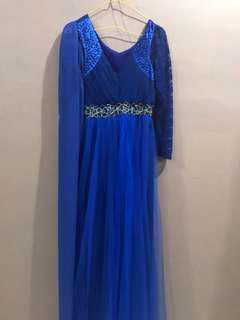 Dress/ gaun pesta