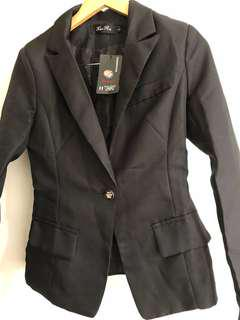 Black Women's Blazer