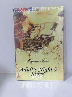 komik dewasa adult night story lepas segel
