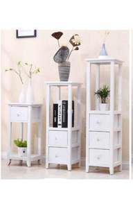 Narrow Minimalist Shelf - Many colors available