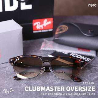 Rayban Clubmaster Oversize