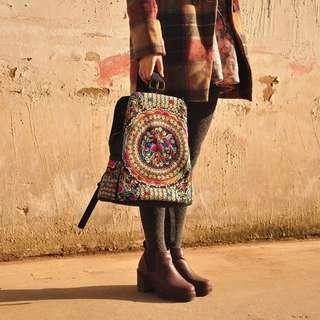 NEW Bohemian backpack