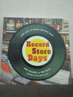 Records store days books