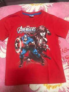 Cartoon Character Tshirt