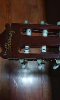 Ibanez classical guitar