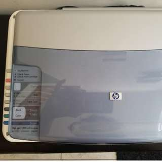 HP All in one printer scanner copier