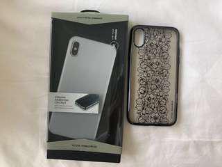 Swarovski crystals Iphone 10 X case Spanish design