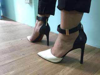 Kana Ankle Strap Heels