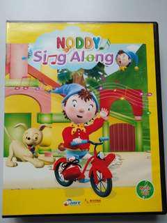 Noddy sing along VCD