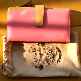 Liuparra Pink Wallet