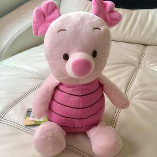 New With Tag. Piglet from Winnie the Pooh movie