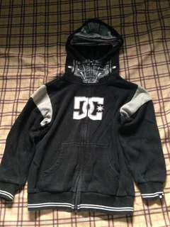 DC hoddy jacket