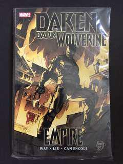 Daken Dark Wolverine Empire