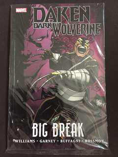 Daken Dark Wolverine: Big Break