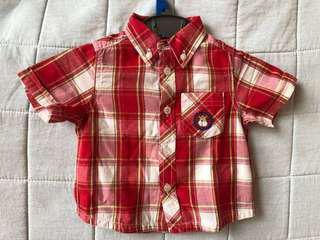 Mothercare polo shirt (3-6M)