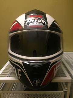 Airoh full face helmet Size M