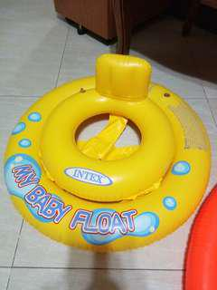 Intext Baby Float