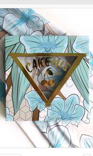 cakenis moth shawl in khakis