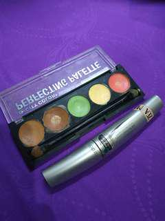 City color Corrector and Concealer