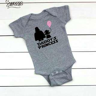 Daddy's Princess Romper