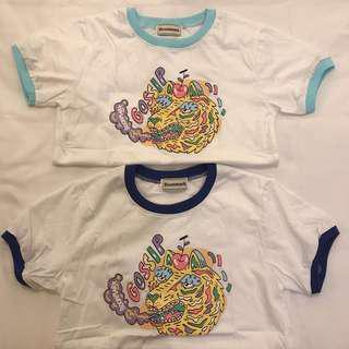 Pastel gossip t-shirt top