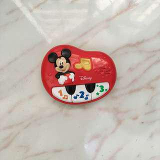 Mickey Mouse Musical Toy