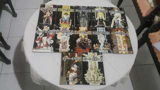 Komik Death Note 1-12