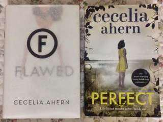 FLAWED & PERFECT BY CECELIA AHERN