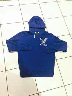 American Eagle Blue Hoodie