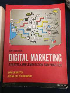 Marketing and management books