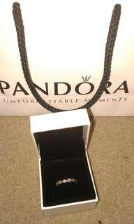 Pandora alluring brilliant ring size 6