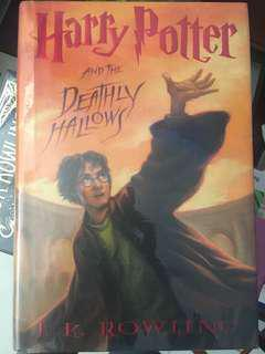 Harry Potter and the Deathly Hollows by J.K. Rowling