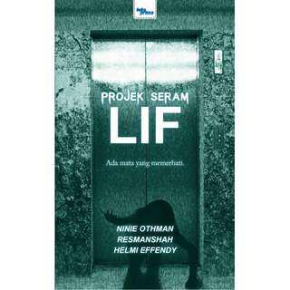 Projek Seram Lif