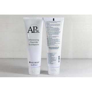 AP24 Whitening Fluoride Toothpaste NuSkin ORIGINAL