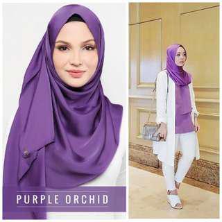 Authentic Duck Purple Orchid