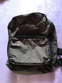 ✈️ Picard Foldable Nylon Backpack.