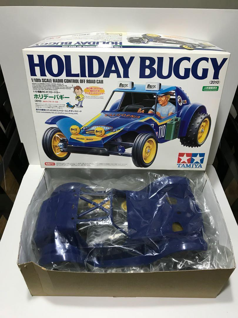 1 10th Tamiya R C Holiday Buggy Kit For Sale Toys Games Others On Carousell