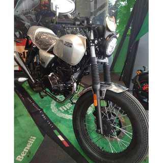 Brixton_Cafe_Racer BX150R Fi