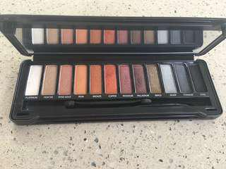 BYS Eyeshadow METALS