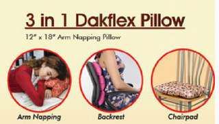 3 in 1 Dakflex Pillow