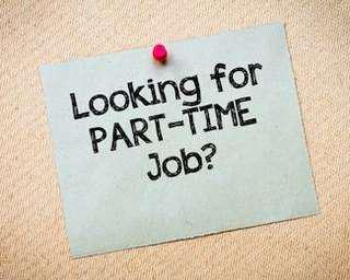 Looking for a Part-time Sales Associate