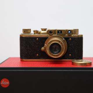 Leica II brass finish Replica from USSR