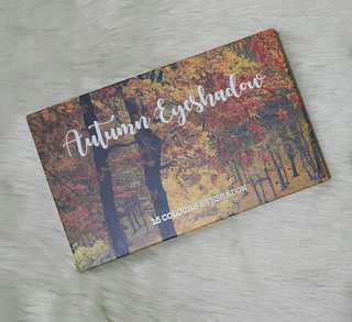 Detail Make Over Autumn Eyeshadow Palette