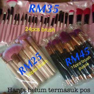Makeup Brush Readystock